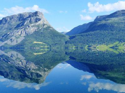 Campingplätze in Zentral Norwegen