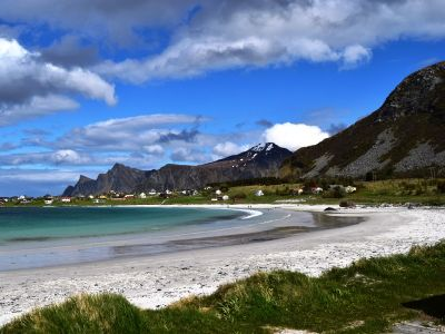 Campingplätze in Nord Norwegen