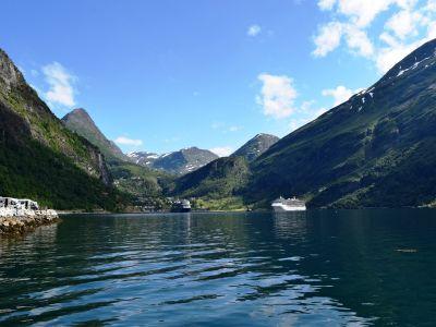 Campingplätze in More og Romsdal