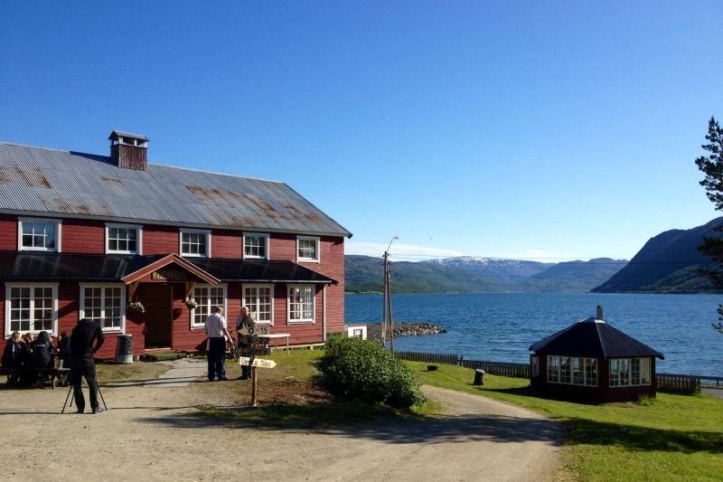 Altafjord Camping bij Alta