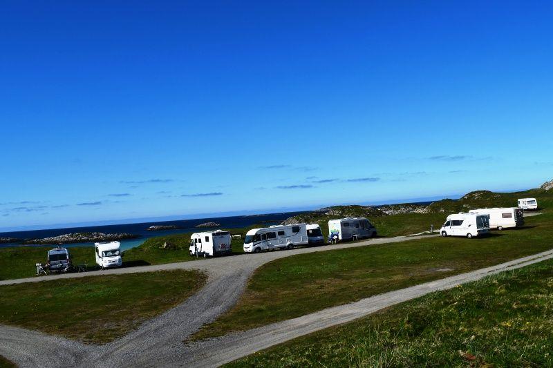 Andenes Camping Kampeerplaatsen