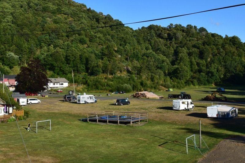 Ligging Bakkaano Camping & Gjestegard