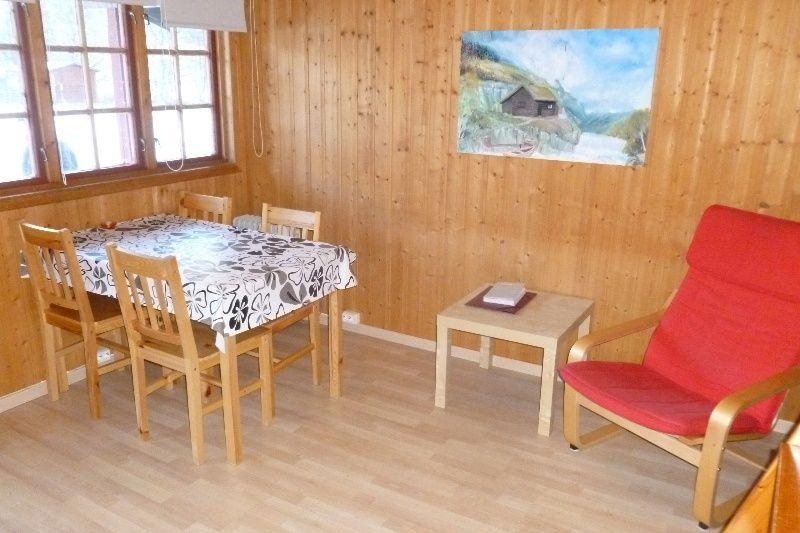 Birkelund Camping Hytter binnen