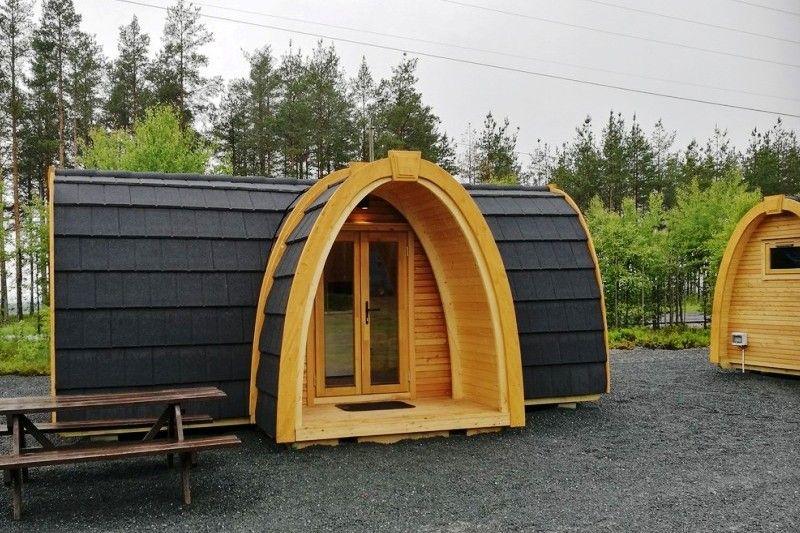 Bo Camping Pods (vakantiehuisjes)