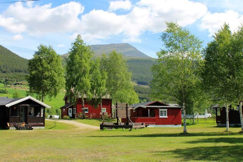 Dovreskogen Camping hytter