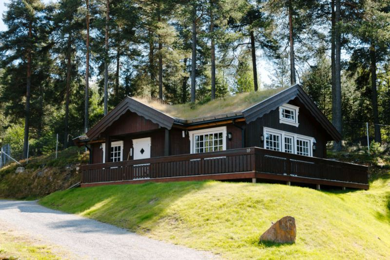 Fagernes Camping grote hytter