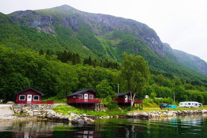 Fagervik Camping Hytter