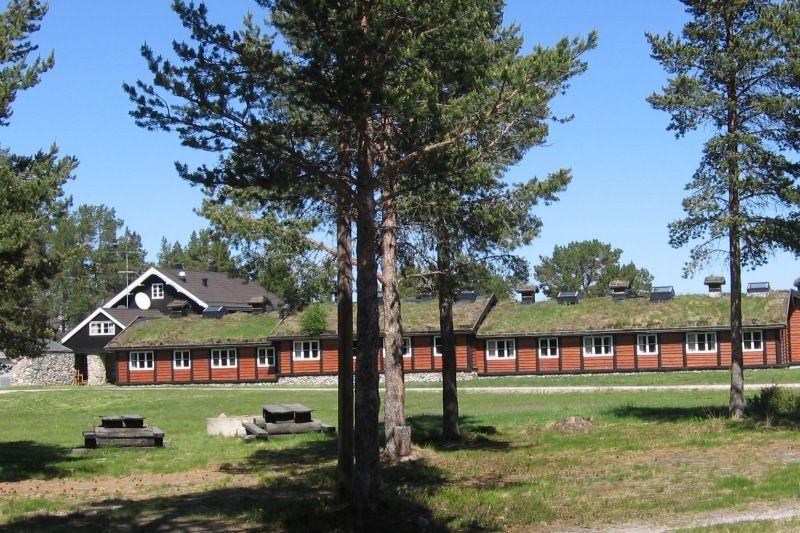 Femundtunet Camping Restaurant & Kamers