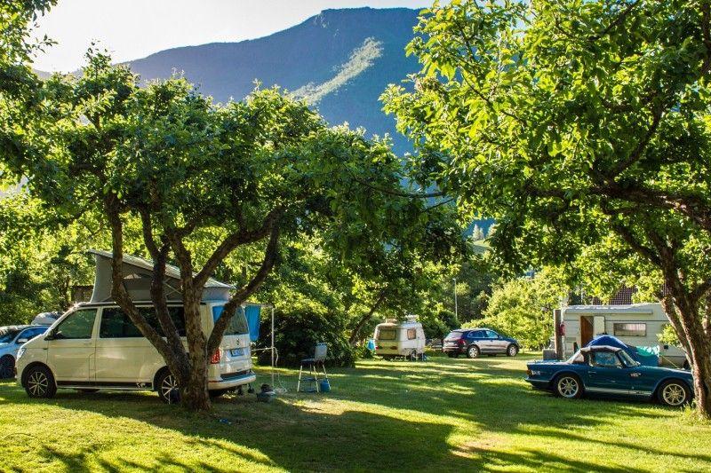 Flam Camping Kampeerplaatsen