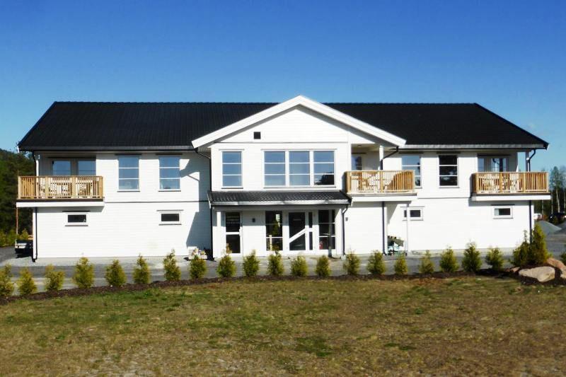Hokksund Camping sanitairgebouw