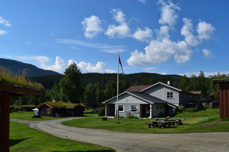 Holungsoy Camping Vaga sanitargebouw