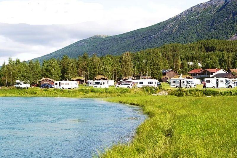 Holungsoy Camping Vaga ligging