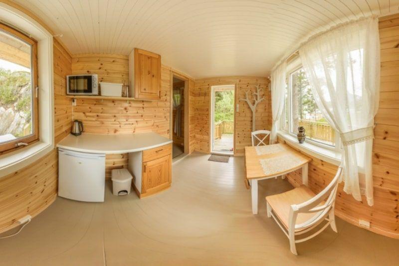 Kabelvag Feriehus & Camping Hytter
