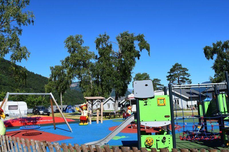 Kinsarvik Camping speeltuin