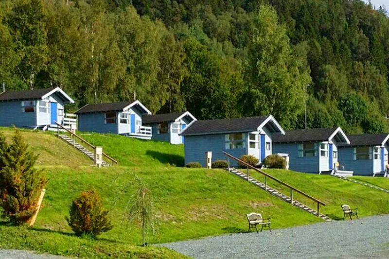 Koa Camping kleine hytter