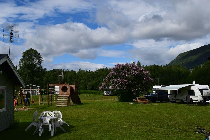 Korgen Camping speeltuin