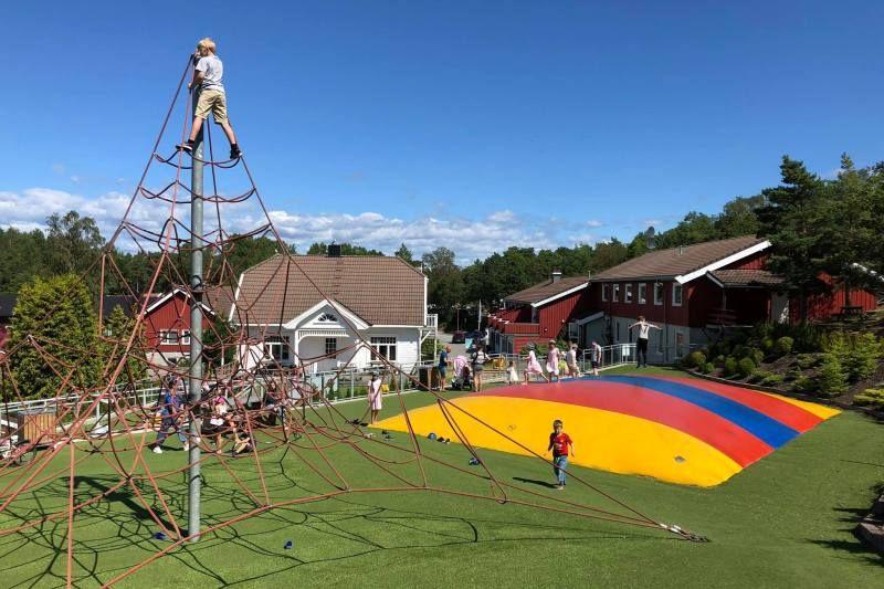 Kristiansand Feriesenter speeltuin