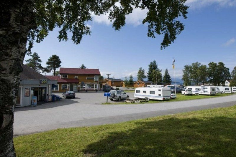 Kviltorp Camping entree