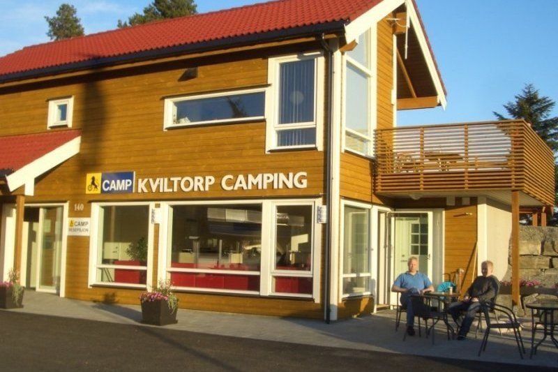 Kviltorp Camping Receptie