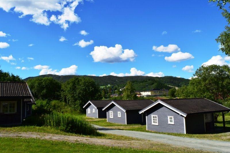 Langnes Camping Hytter