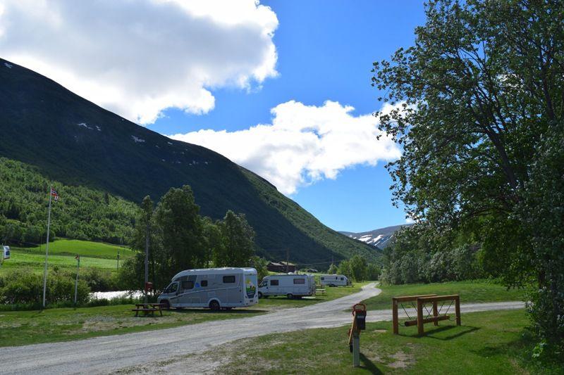 Magalaupe Camping ligging