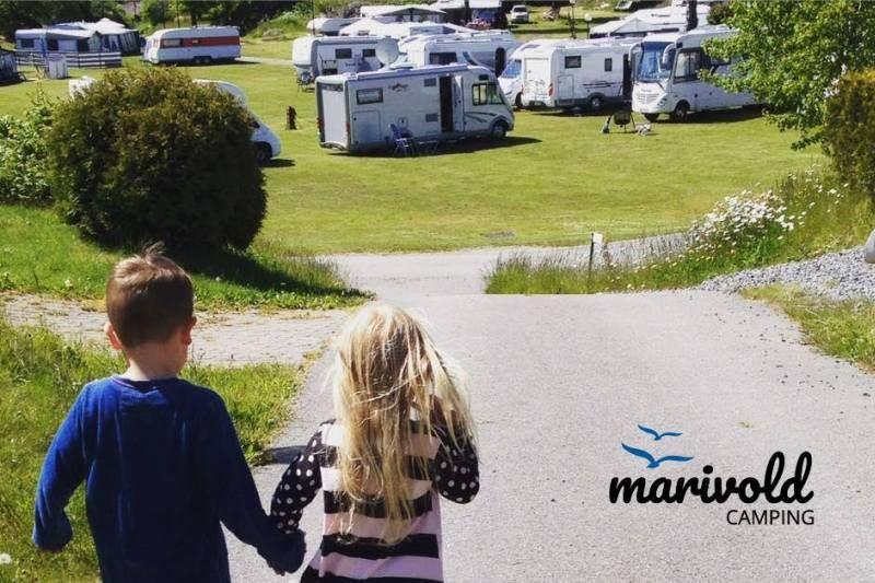 Marivold Camping kampeerplaatsen