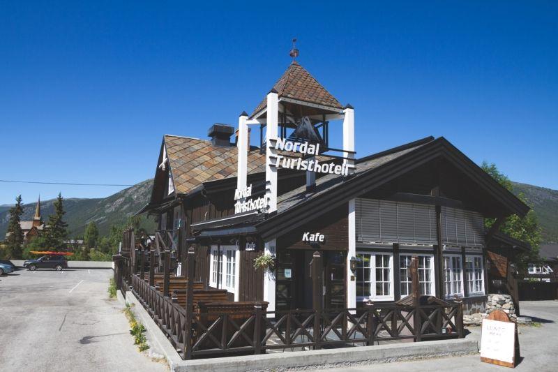 Nordal Turistsenter Lom Cafe