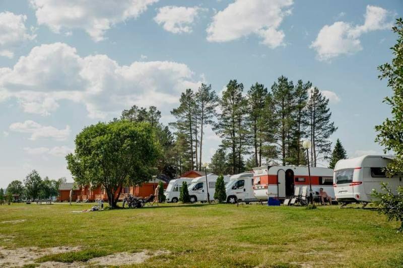 PlusCamp Namsos Camping Kampeerplaatsen