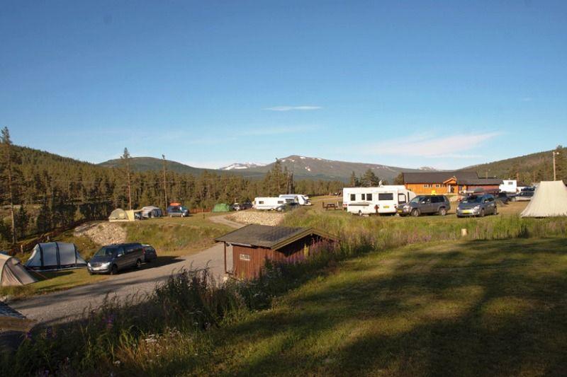 Randsverk Camping kampeerplaatsen