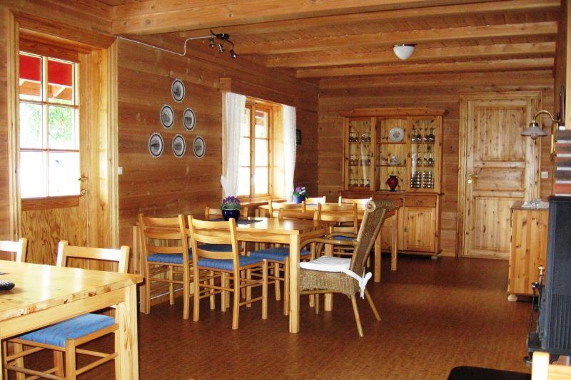Roldal Hyttegrend og Camping verblijfsruimte