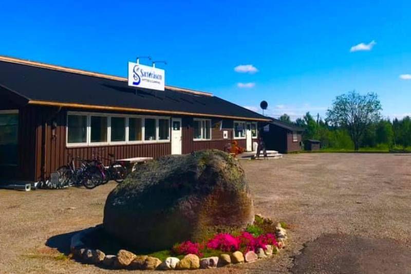 Saeterasen Hytter og Camping Trysil receptie