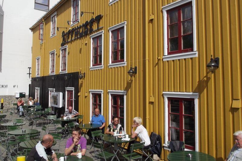 Skittenelv Camping bezoek Tromso