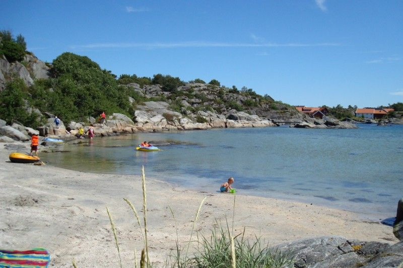 Skottevik Feriesenter strandjes