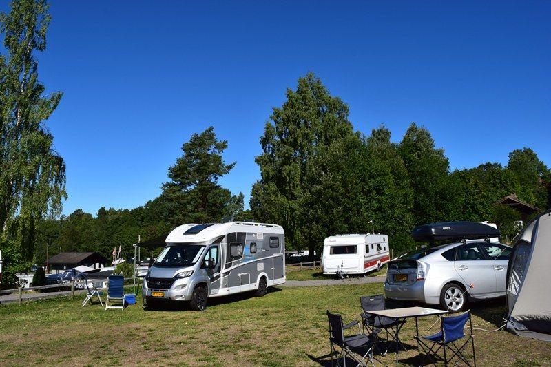 Slovika Camping Kampeerplaatsen