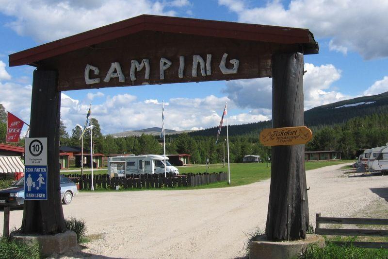 Solenstua Camping entree