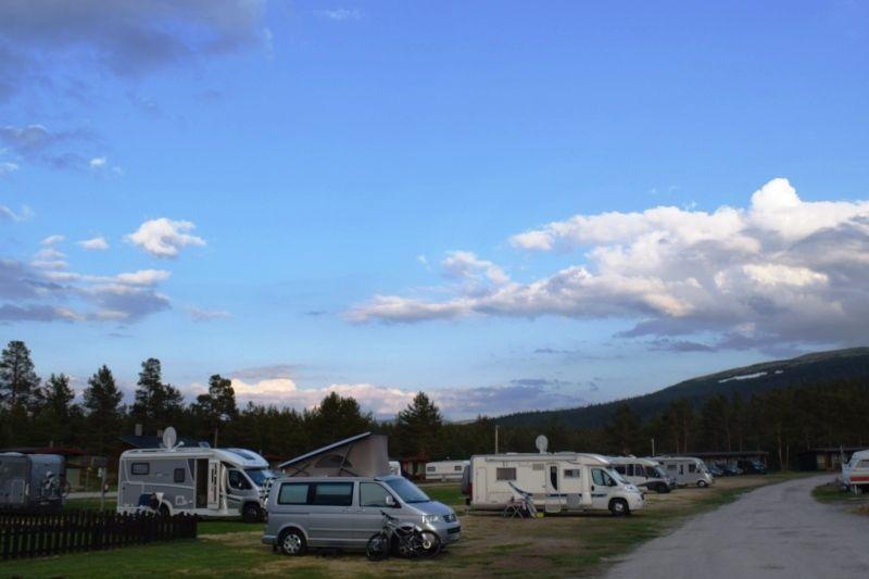Solenstua Camping Kampeerplaatsen