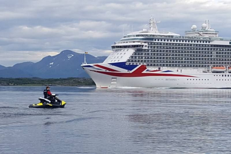 Tornes Fjordcamping jetskiverhuur