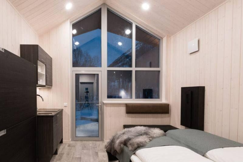 Tromso Lodge og Camping explorer cabins