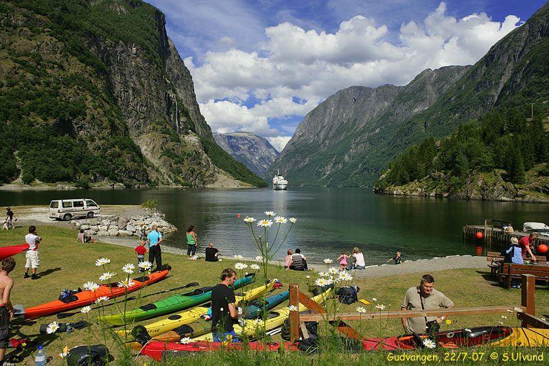 Vang Camping Gudvangen Naeroyfjord