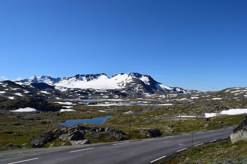 Vassbakken Camping Skjolden Sognefjellet